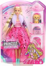 Barbie - princess adventure - deluxe baba szett - 02149