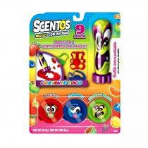 Scentos - bolondos gyurmaformázó szett - 02156