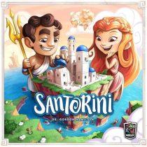 Santorini városépítő társasjáték - 02161
