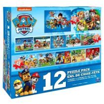 Mancs Őrjárat puzzle csomag - 12 puzzle - 02162