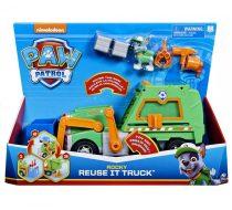 Mancs Őrjárat - Rocky újrahasznosító kamionja - 02185