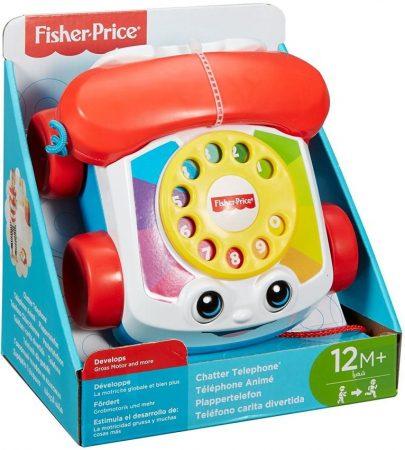 Fisher-Price fecsegő telefon - 02470