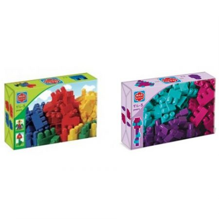 Maxi Blocks építőkockák dobozban - 02856