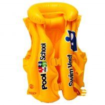 Pool School Deluxe úszómellény - 03028