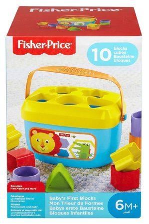 Fisher-Price: formaválogató építőkocka - 03604