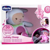 Lullaby - altató bárány - pink - 04036
