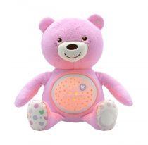 Chicco baby mackó projektor - rózsaszín - 04146
