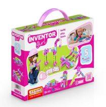 Engino Inventor lányos, 5 modell - 05449
