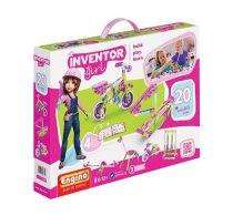 Engino Inventor lányos, 20 modell - 05496