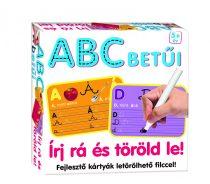 ABC betűi gyakorló készlet - 06328