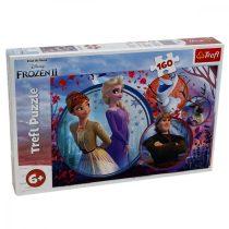 Trefl Puzzle Jégvarázs 2., 160 db-os - 07703