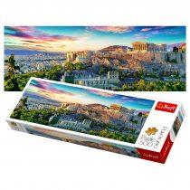 Trefl Akropolisz, Athén Panoráma puzzle 500db-os - 07719