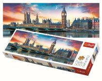 Trefl Panoráma puzzle - A Big Ben és a Westminster apátság, London 500 db-os - 07721