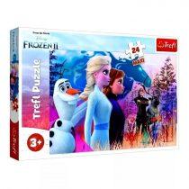 Trefl - 24 db-os Maxi puzzle csomag - Jégvarázs 2 - 07737