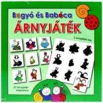 Bogyó és Babóca Árnyjáték - társasjáték - 09678