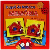 Bogyó és Babóca - Memória kártyajáték - 09691