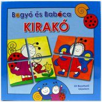 Bogyó és Babóca - Kirakó - 09692