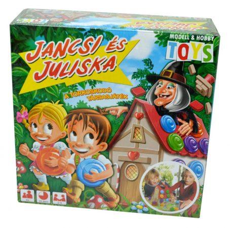 Jancsi és Juliska társasjáték - 09802