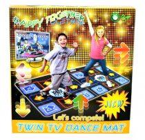 Iker táncszőnyeg TV-re csatlakoztatható - 14673