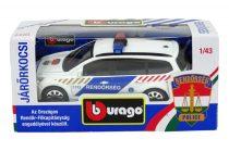 Bburago - magyar rendőrautó - 1/43 - 15558