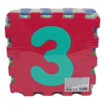 Ugróiskola habszivacs 10 darabos szőnyeg puzzle - 16240