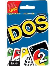 Játékkártya - DOS - 17300