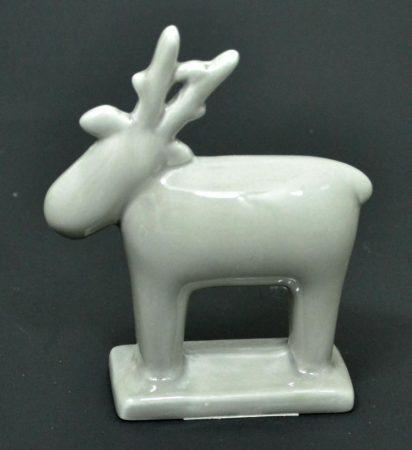 Szarvas, porcelán - 19151