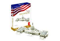 USA Capitolium 3D-s puzzle - 20808