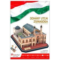 3D-s Dohány Utcai Zsinagóga puzzle - 20815