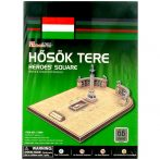 3D-s puzzle, Hősök tere - 20856