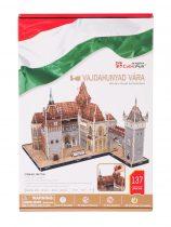 3D-s puzzle, Vajdahunyad vára - 20858