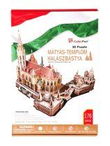 3D-s puzzle, Mátyás-templom, Halászbástya - 20862