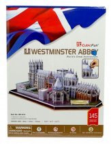 3D puzzle Westminster Abbey - 20875