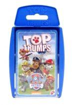 Top Trumps - Mancs Őrjárat - kártyajáték csomag - 20884