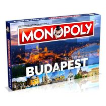 Monopoly - Budapest - 20900
