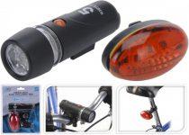 Bicikli lámpa szett - 21173