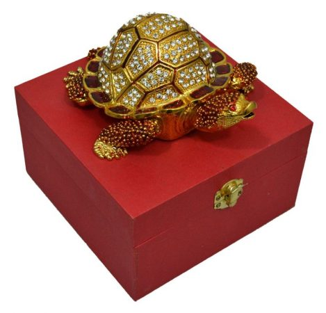 Ékszertartó, teknős - 31901