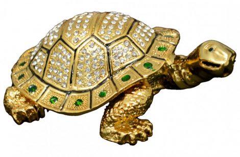 Ékszertartó teknős -  31907