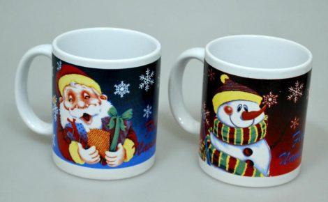 Bögre, karácsonyi - 32270