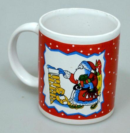 Bögre, karácsonyi - 32271