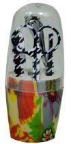 Manikűrkészlet, műanyag dobozban - 32892