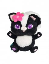 Enchantimals Scunk Caper plüss figura, 35 cm - 34074