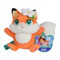 Enchantimals Fox Flick plüss figura, 35 cm - 34077
