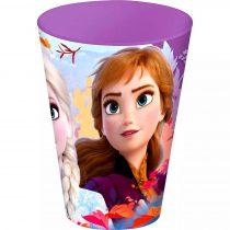 Jégvarázs 2 / Frozen II - műanyag pohár - 4,3 dl - 40289