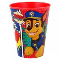 Mancs Őrjárat - műanyag pohár - 260 ml - 43211