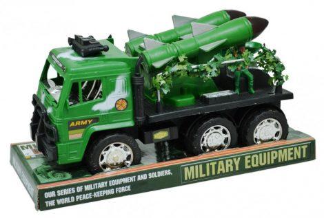 Katonai rakétavető teherautó 46323