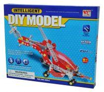 Fémépítő játék - helikopter 46500