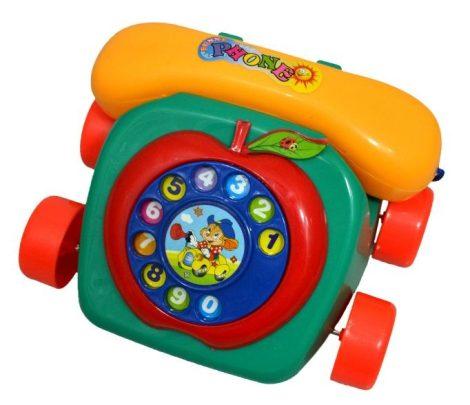 Telefonos autó, húzós - 46662