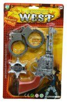 Cowboy szett lapon - 46869