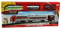 Vonatpálya - elemes - dobozban - 46895